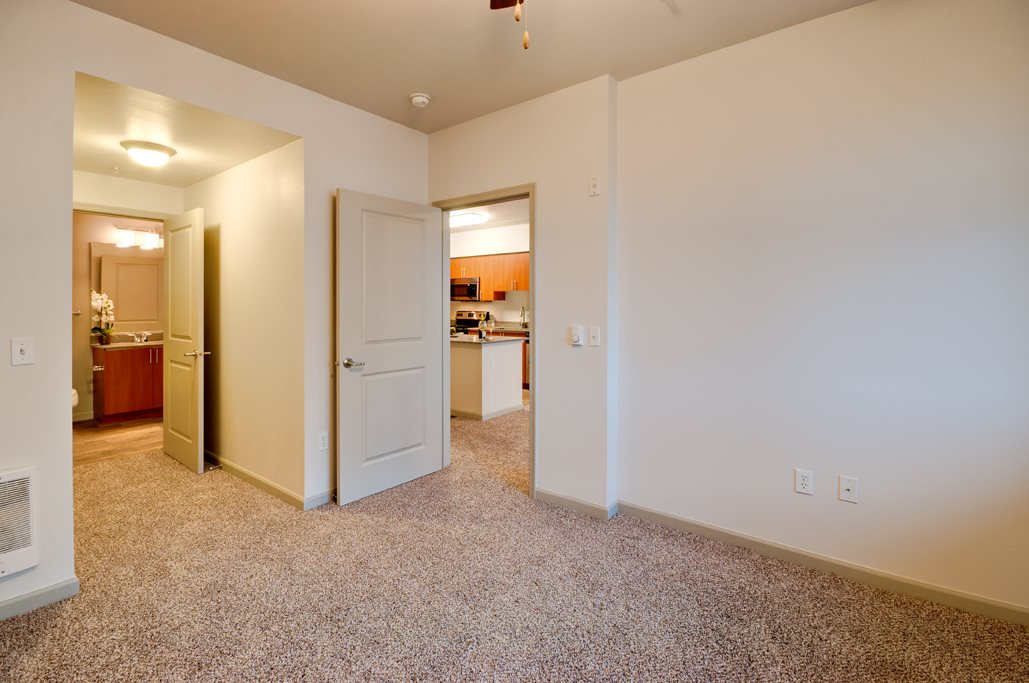 Lush Carpeting at Beaumont Apartment Homes, Woodinville, Washington