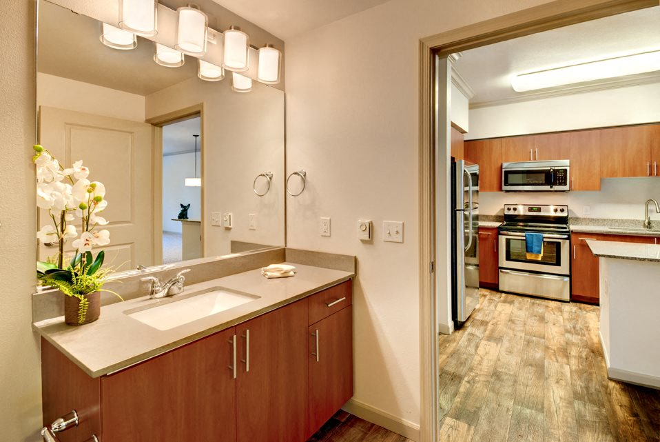 High-End Finishes at Beaumont Apartment Homes, Woodinville, WA