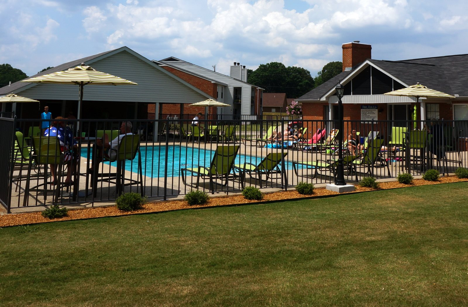 Arbor Village Apartments In Muscle Shoals Al