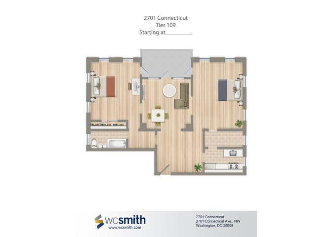 1187-square-foot-two-bedroom-apartment-floorplan-available-for-rent-2701-Connecticut-Avenue