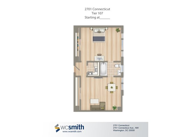 602-square-foot-one-bedroom-apartment-floorplan-available-for-rent-2701-Connecticut-Avenue