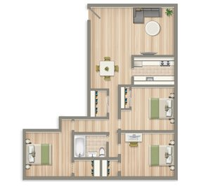 1100-square-foot-three-bedroom-apartment-floorplan-available-for-rent