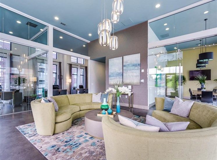 Image of Lobby at Greenway Fisher Park