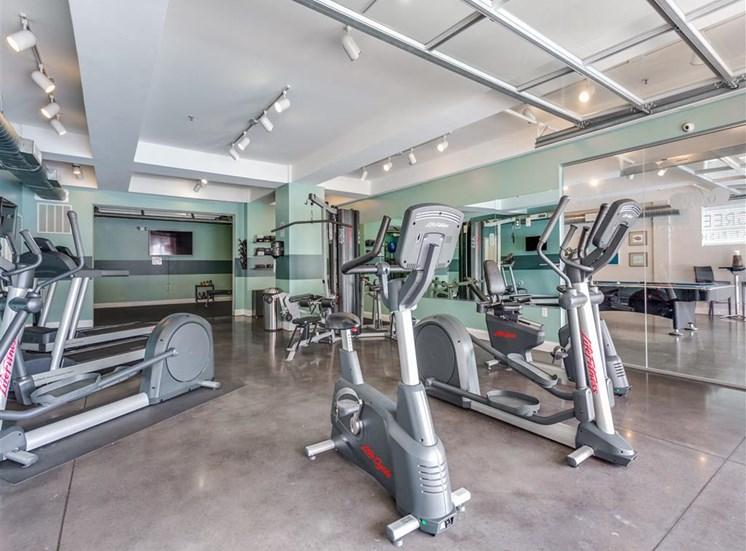 Health And Fitness Center at Greenway at Fisher Park, North Carolina