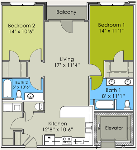 The Newbridge Floor Plan 3
