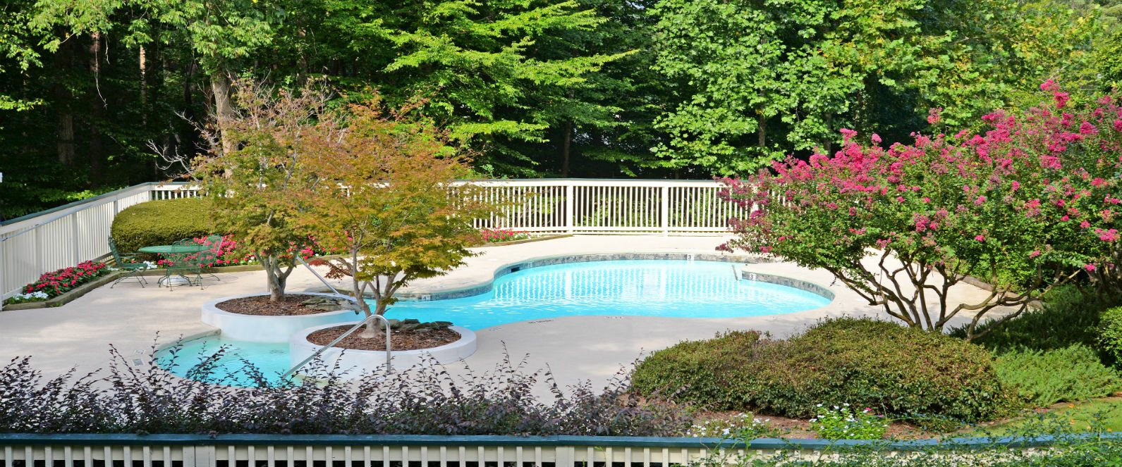 The Hamptons At Country Park Apartments In Greensboro Nc