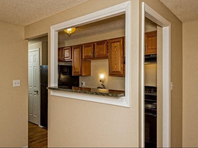 Picture Window in Kitchen