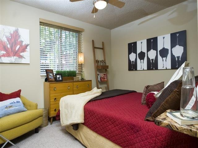 Plenty of Bedroom Space