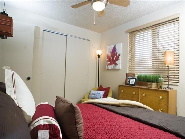 Open Bedroom Floorplan