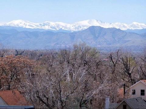Fantastic Views of Denver