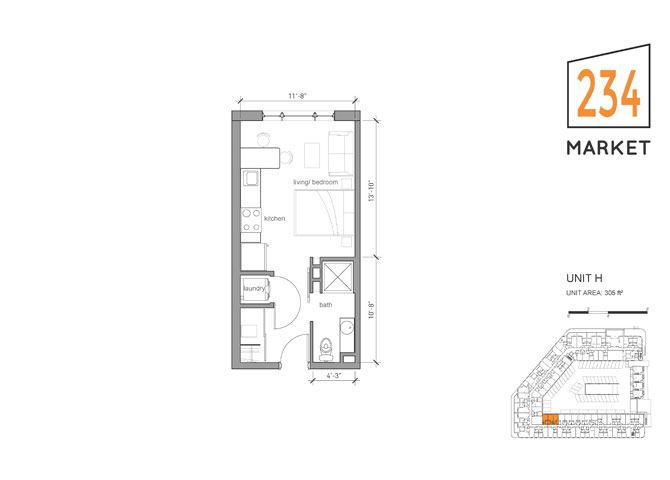 Micro Apartment Style H