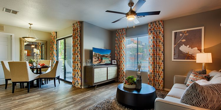 Apartment Model for Harmony at Surprise Apartments