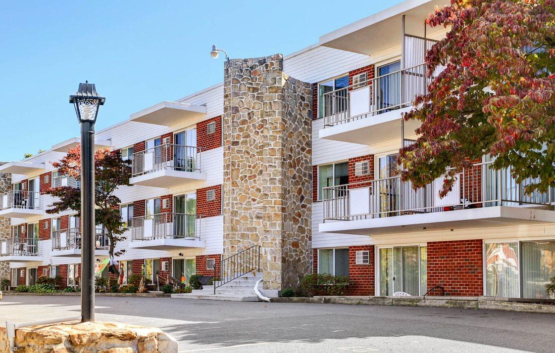 Washington Court Apartments In Easton Pa