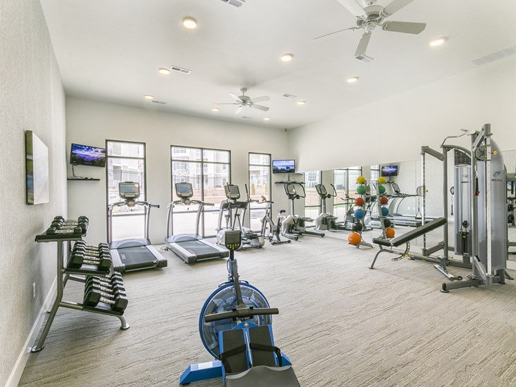 24 Hour Fitness Center at Aventura at Maryland Oaks