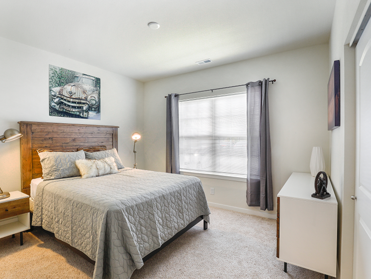 Master Bedroom at Aventura at Maryland Oaks, St. Louis