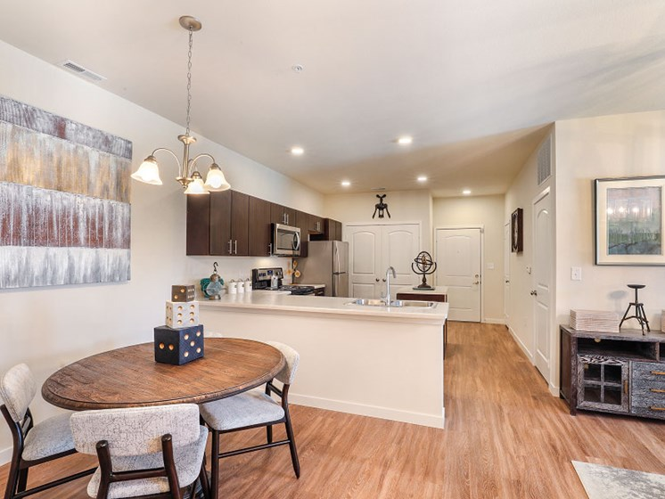Wood Style Plank Flooring at Aventura at Maryland Oaks, St. Louis, 63146