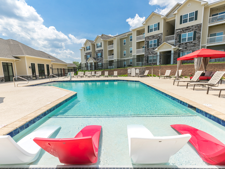Poolside Sundeck at Aventura at Maryland Oaks, Missouri,63146