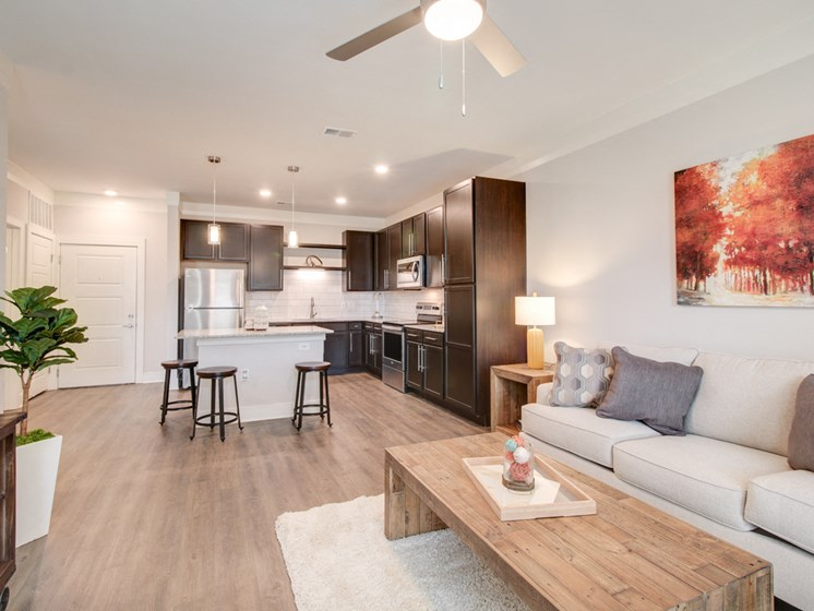 Modern Floor Plans Available at The Edison at Peytona, Tennessee,37066