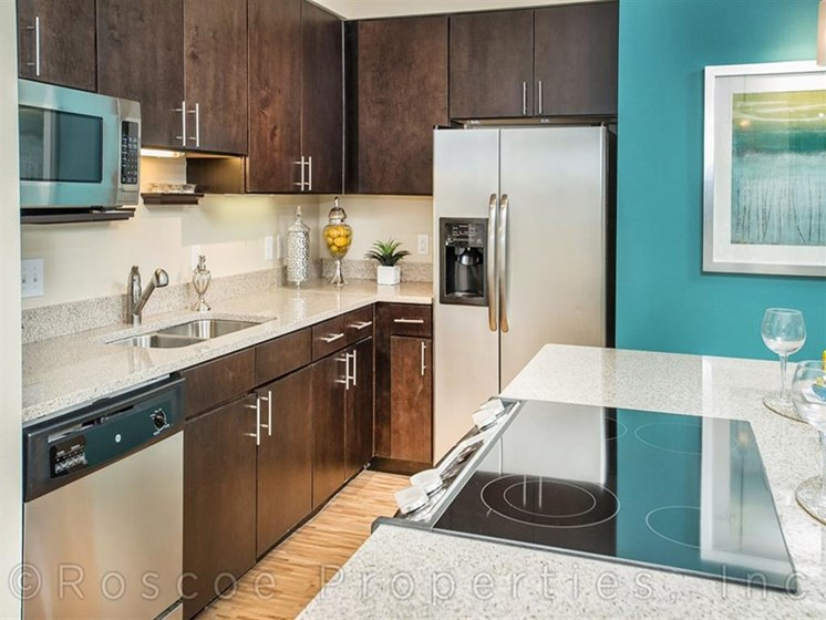 Under Mount Double Kitchen Sinks at Madrone, Texas