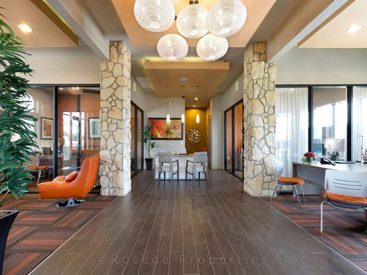 Stylish Clubhouse at Madrone, Texas