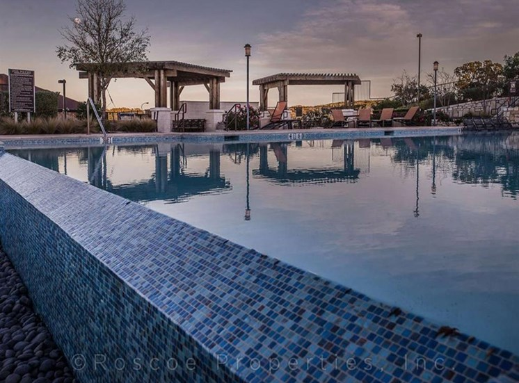 Pool Cabana and Entertainment Bar -at Madrone, Austin, 78738