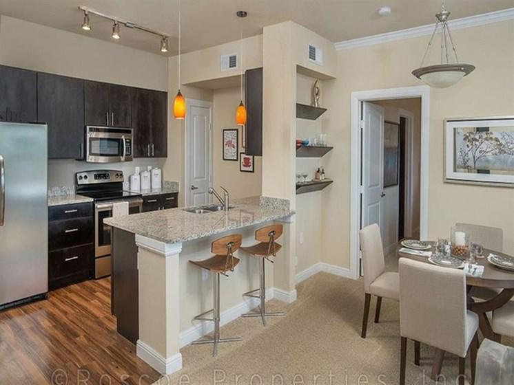 Open Kitchen at Madrone, Austin, TX 78738