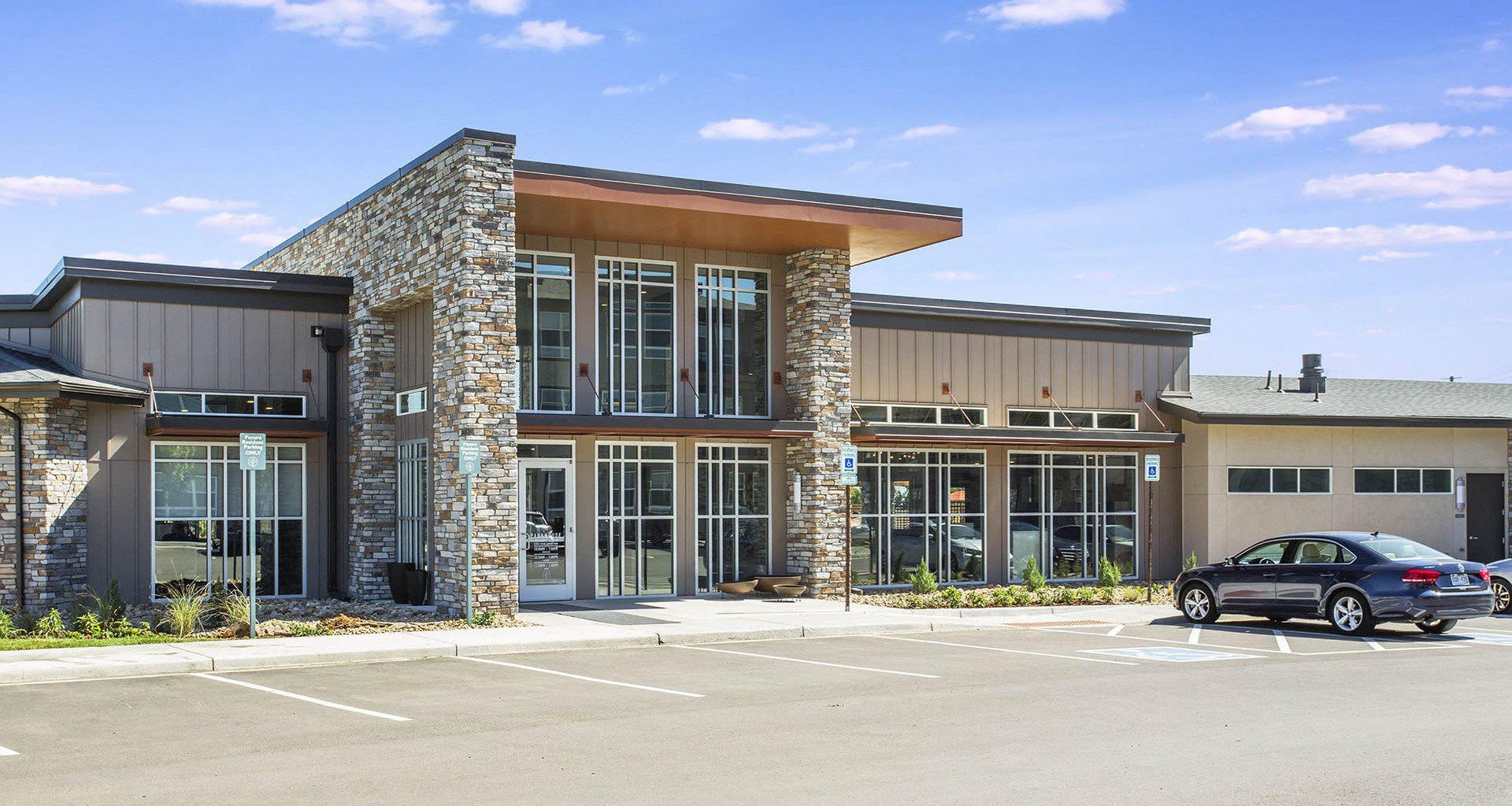 Parkhouse Apartment Homes Thornton Colorado