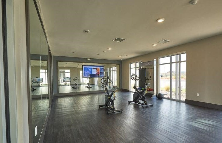 Cardio Equipment at Parkhouse, Thornton, CO 80023