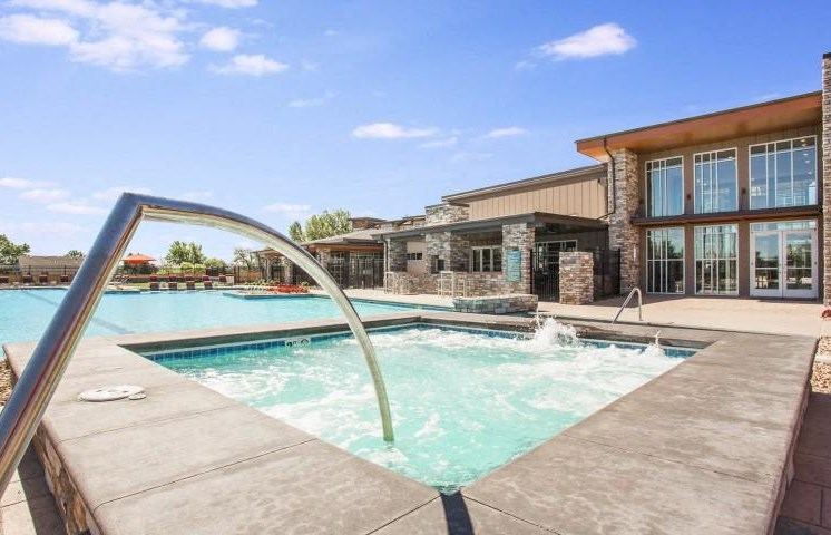 Hot Tub/Spa at Parkhouse, Thornton, CO