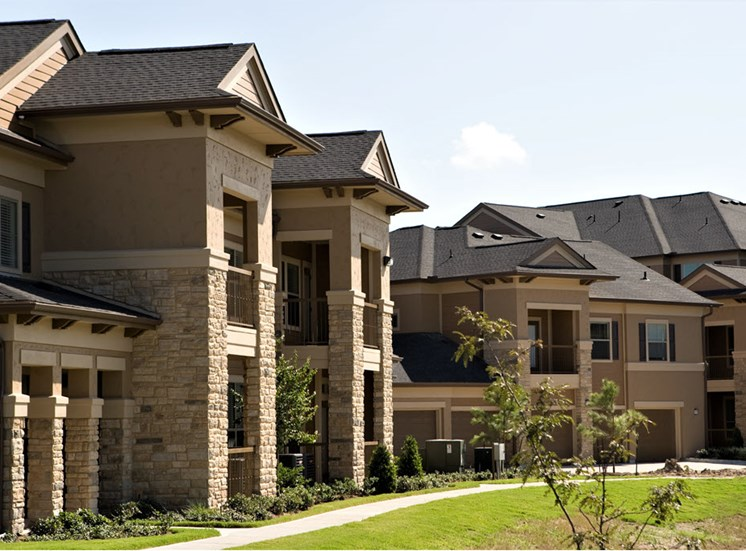 Beautiful Brick Construction at Falls at Copper Lake, Houston, TX 77095