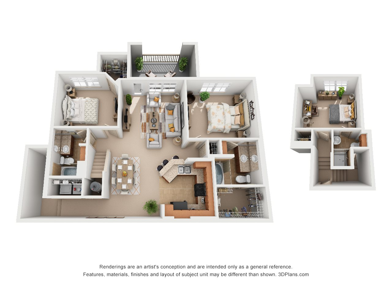 1 2 3 bedroom apartments in houston tx falls at - One bedroom apartments houston tx ...