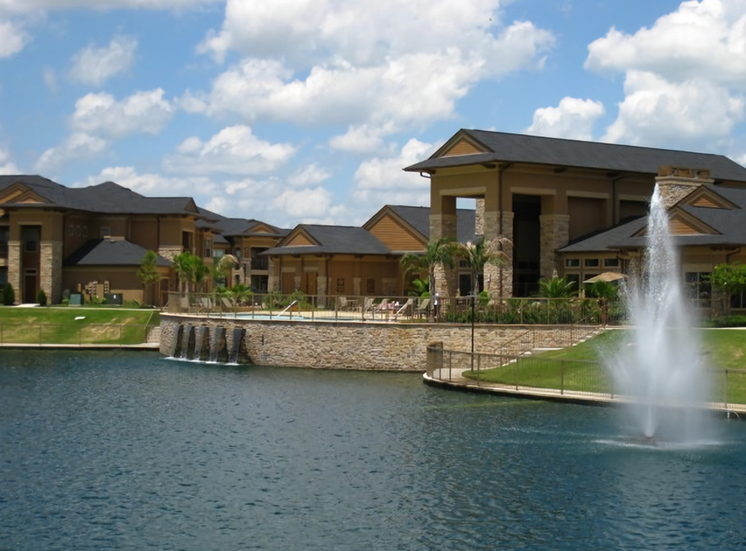 Gorgeous Lake View at Falls at Copper Lake, Houston, TX 77095