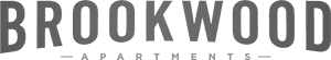 Logo Brookwood Apartments in Wichita Kansas