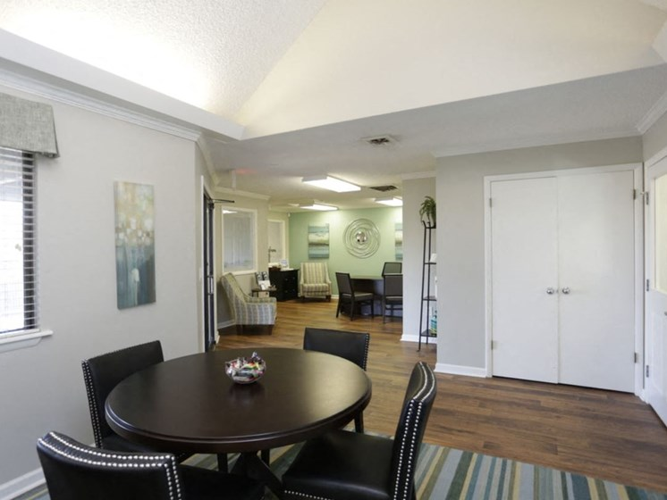 Apartments in Witchita Clubhouse