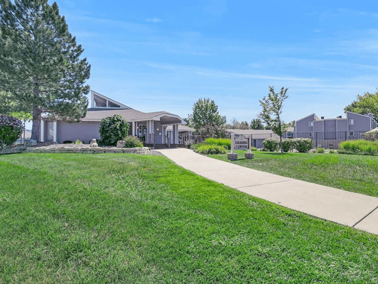 apartment community in East Wichita, KS