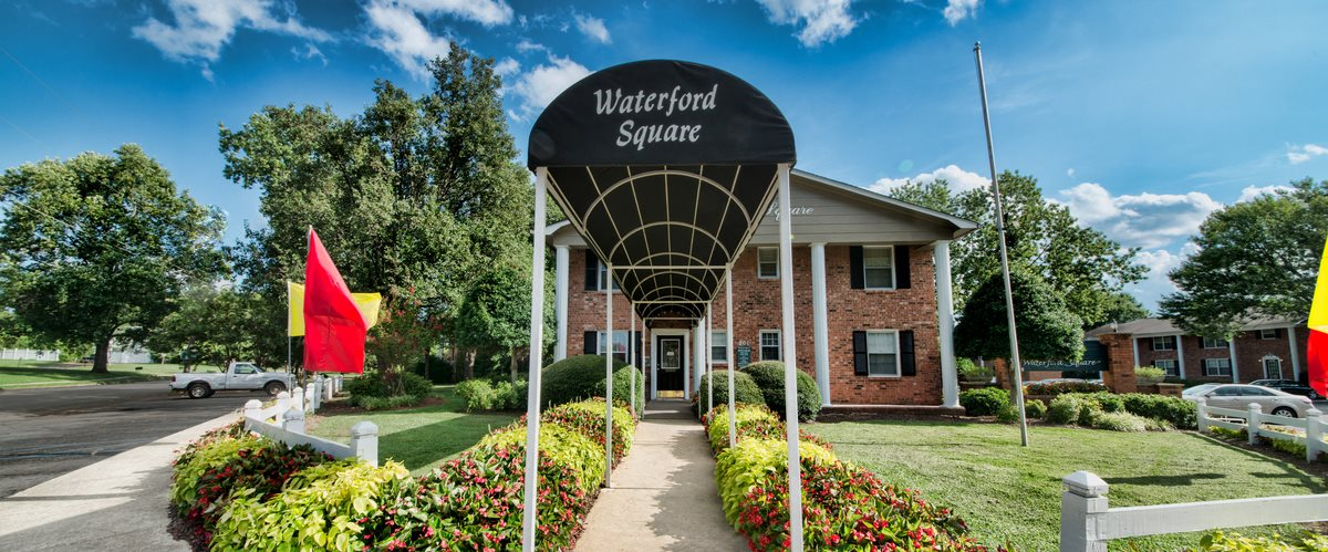 Waterford Square Apartments Office in Huntsville, AL