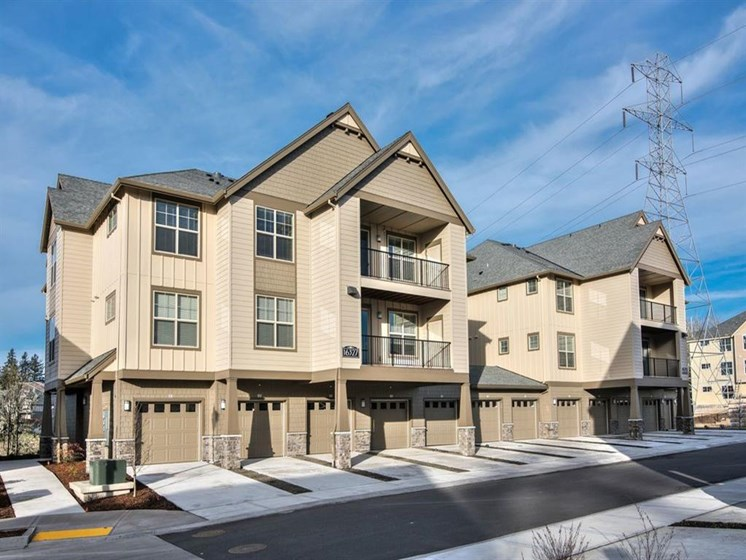 Private Community at 16320 Northwest Canton Street, Portland, OR 97229