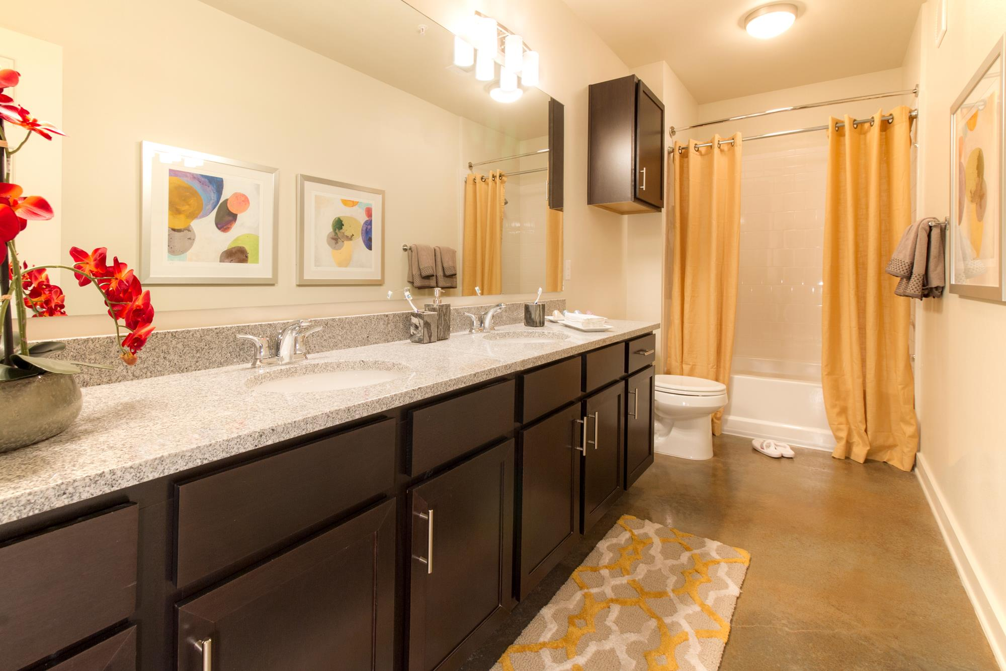Ample Closets & Storage Space at The District, Baton Rouge, 70808