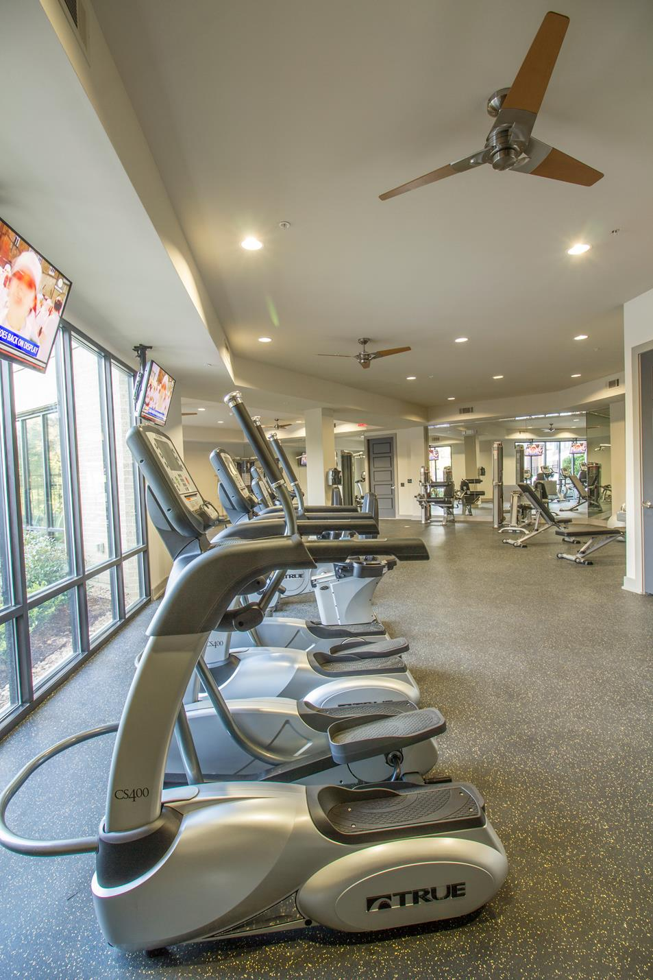 High-Performance Fitness Studio at The District, Baton Rouge, 70808