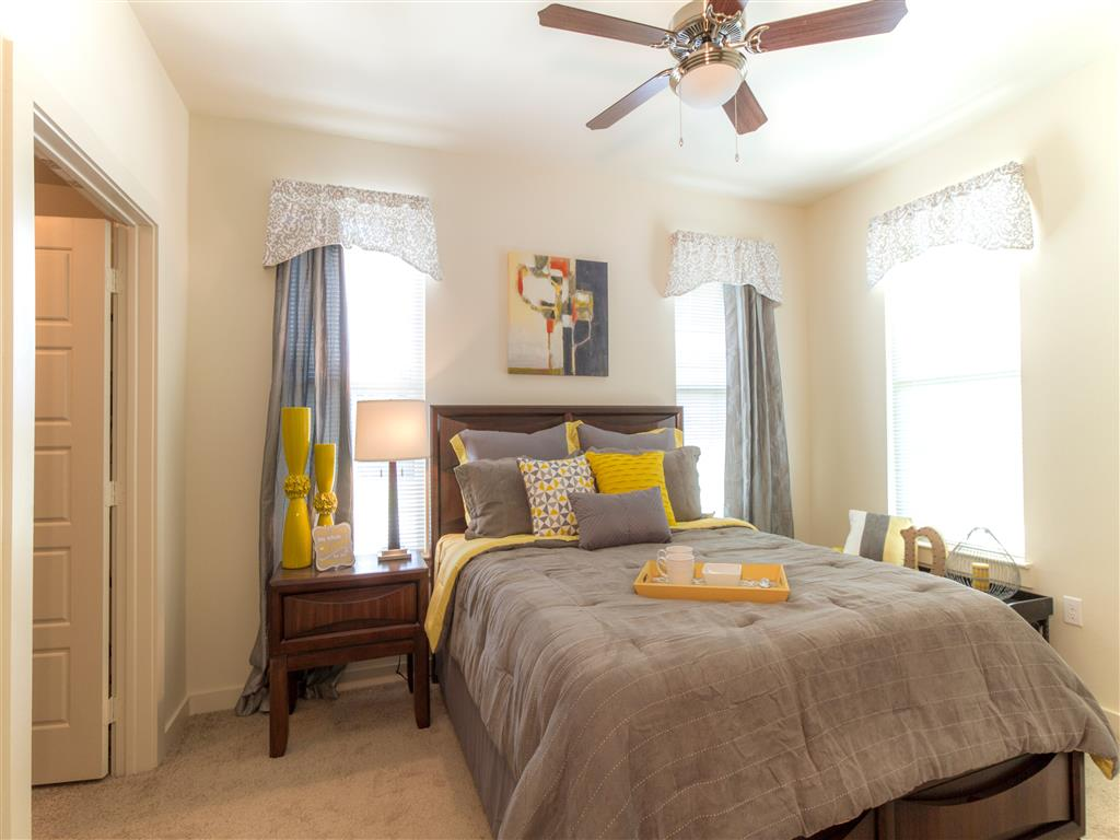 Ceiling Fan Available at The District, Louisiana, 70808