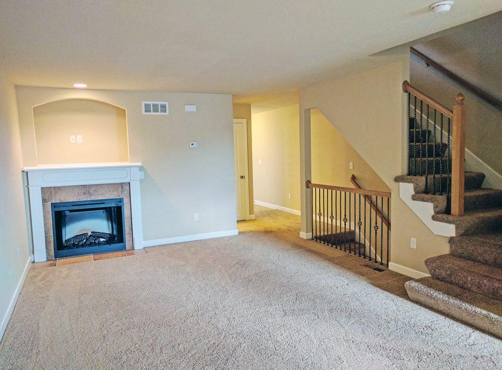 3 Bed wWalkout Basement Floor Plan 1