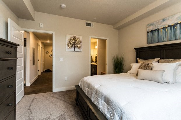 Fort Collins Apartment Bedroom | Apartments For Rent Fort Collins