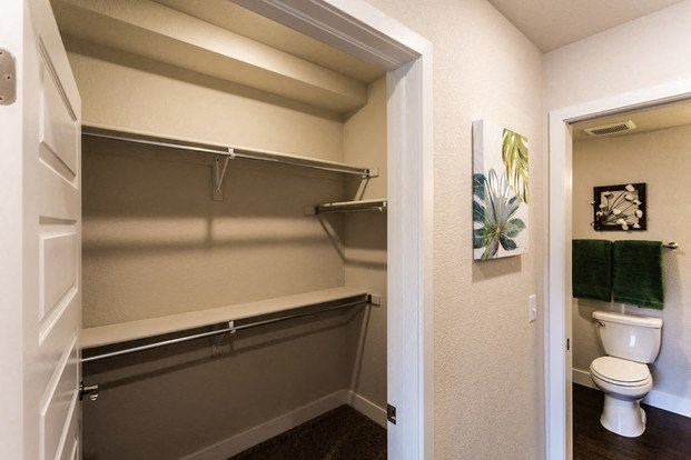 Closet | Apartments For Rent Fort Collins