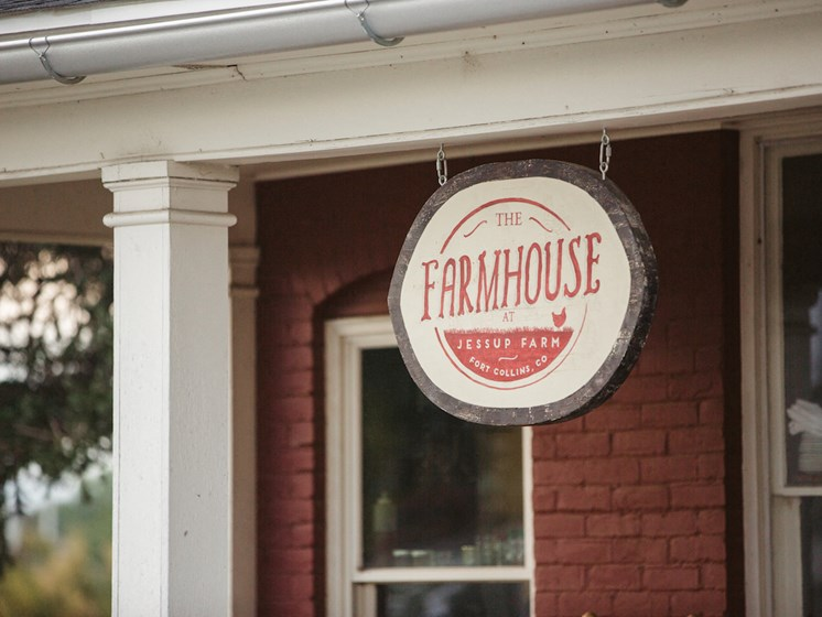 The Farmhouse | Apartments For Rent Fort Collins