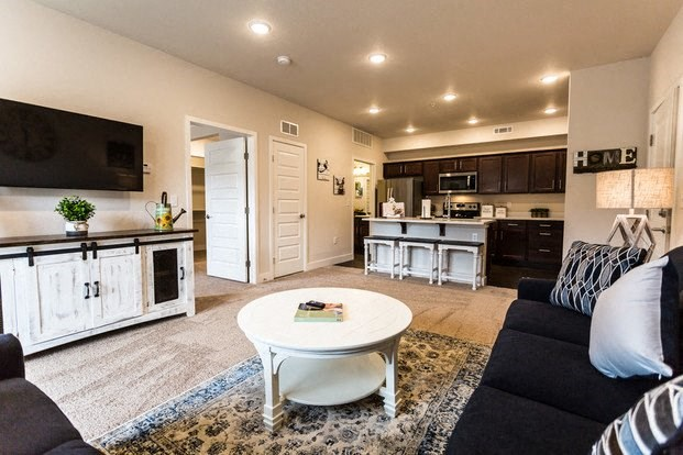 Fort Collins Apartment Living Room | Apartments For Rent Fort Collins