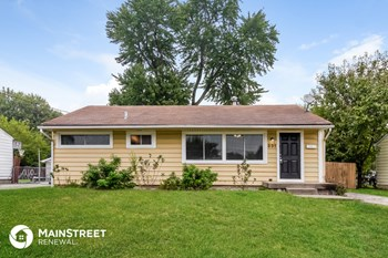 331 W South side Ct 3 Beds House for Rent Photo Gallery 1