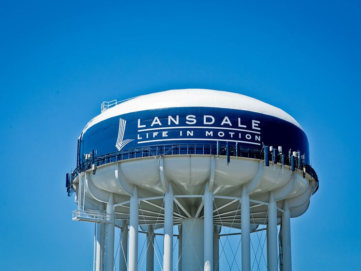 Lansdale Water Tower