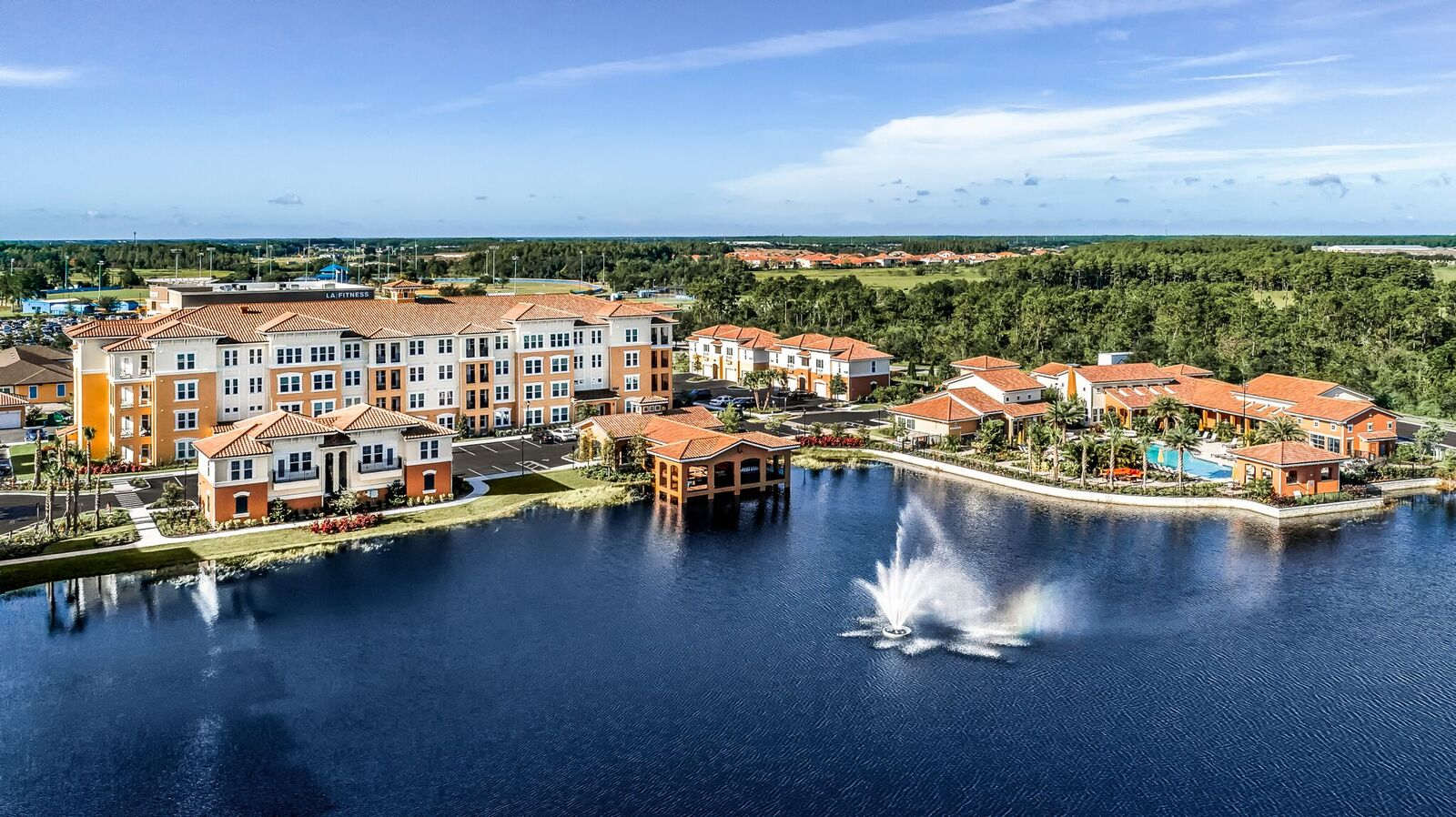 Panoramic Views at Vernazza, Kissimmee, Florida