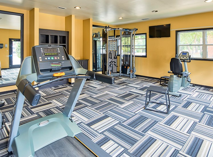 Millspring Commons Townhouses Fitness Center