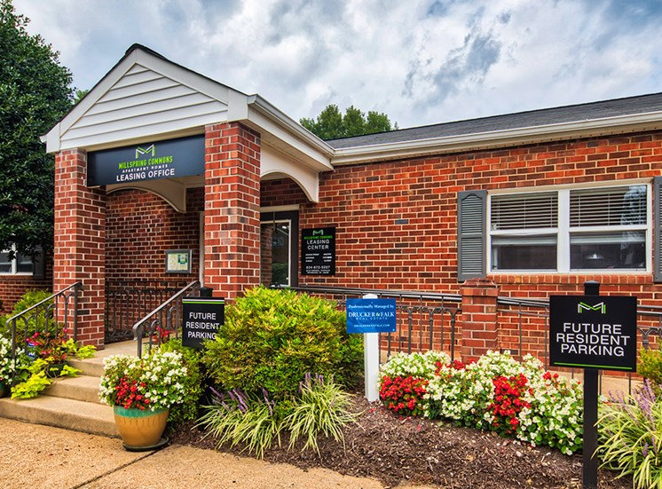 Millspring Commons Townhomes Office